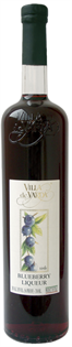 Villa de Varda Liqueur Blueberry 750ml
